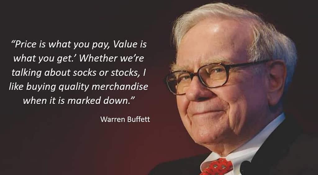 巴菲特投资观念