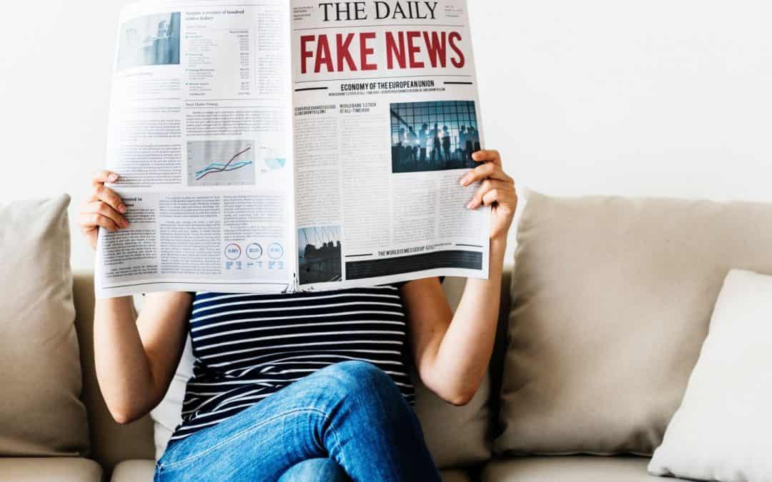 市场上的新闻是上帝的礼物,还是愚人的诱饵?