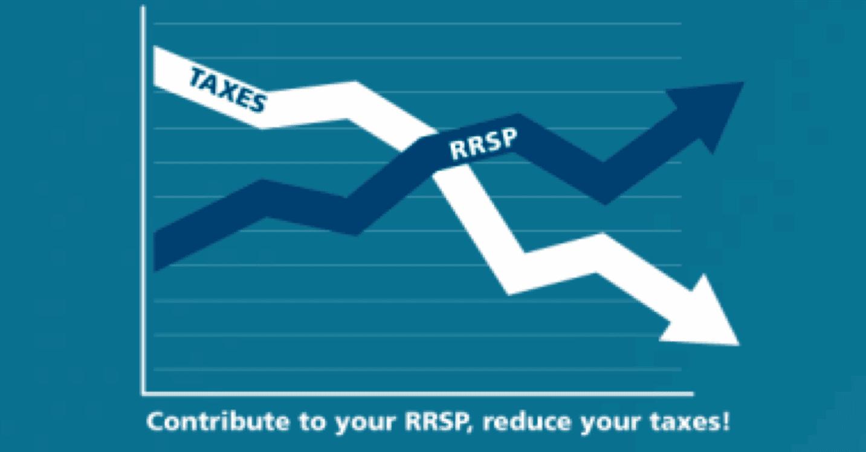 提高你的rrsp,减少你的税收